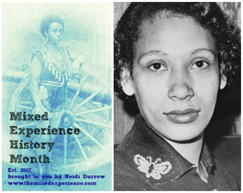 Mixed Experience History Month