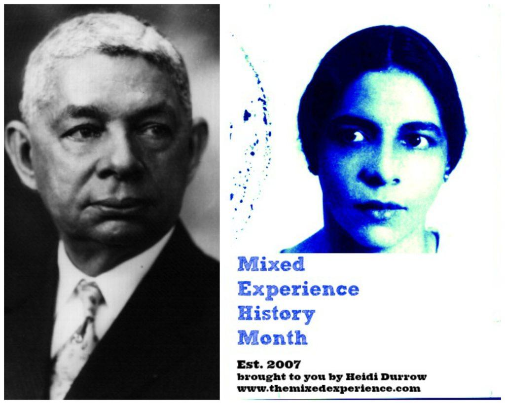 mixed race history