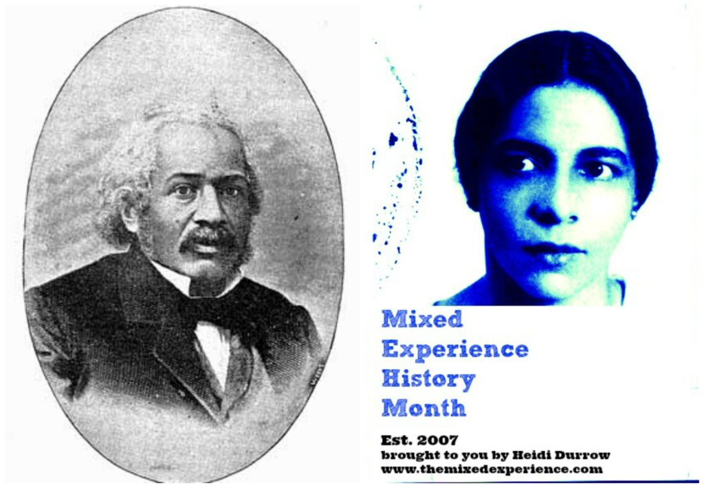 mixed race history