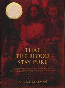 arica coleman book cover