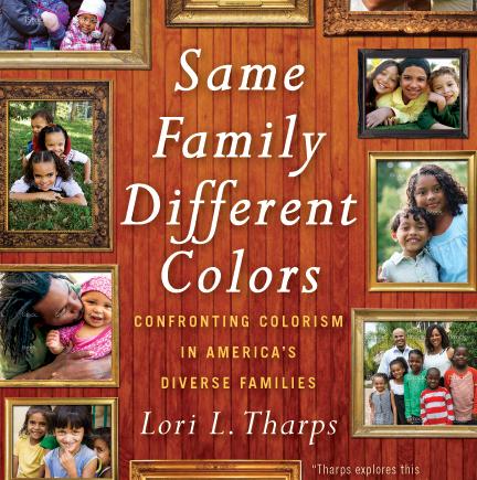 lori tharps book